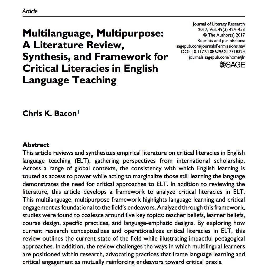 Multilanguage, Multipurpose